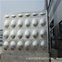 生活不锈钢焊接水箱销售