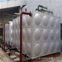 低位生活不锈钢水箱厂家
