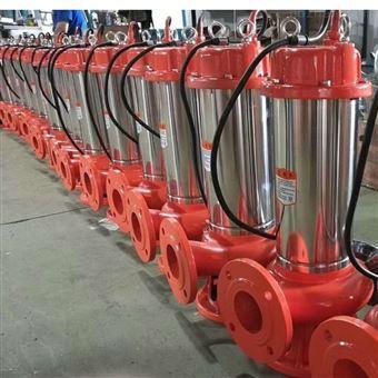 WQD/WQ不锈钢外壳潜污泵