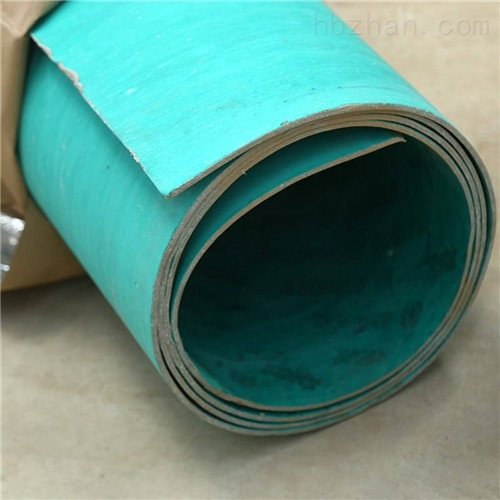 4mm高压橡胶石棉板耐磨性能