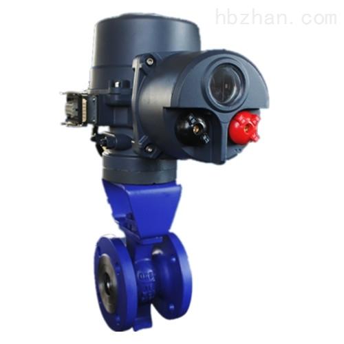 电动V型调节阀ZHSV-16