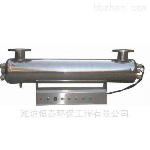 济宁市管道式紫外线消毒器的特点