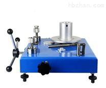 活塞式压力计厂家100MPa压变送器校验装置