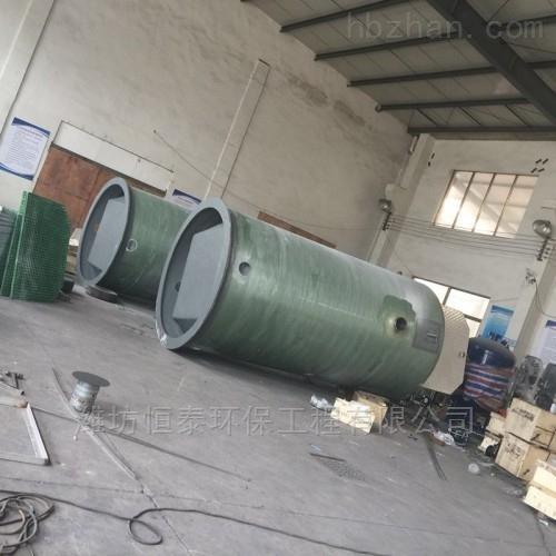 济宁市污水提升泵站的使用说明