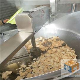 SPYZ-1000尚品科技腐竹片油炸锅