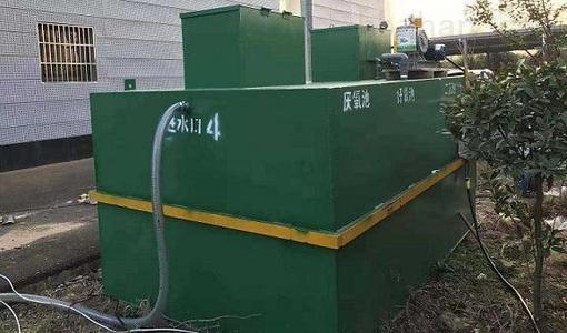 乡镇污水处理设备