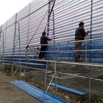 垃圾场防飞散网用加高钢丝围栏和防风抑尘网