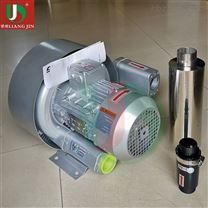 2.2KW低噪音双段式高压漩涡风机