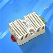 RS-WS-N01-8济南扁卡轨温湿度变送器