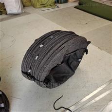 耐磨损耐高温水泥卸料防尘帆布伸缩布袋