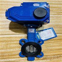 小口径DN40电动对夹蝶阀SMD971X-16