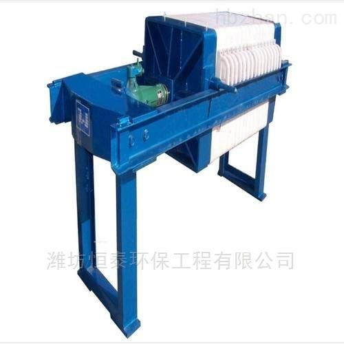 扬州市隔膜滤板机的安装注意事项
