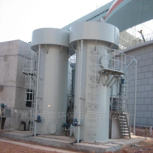 扬州市曝气生物滤池的安装调试