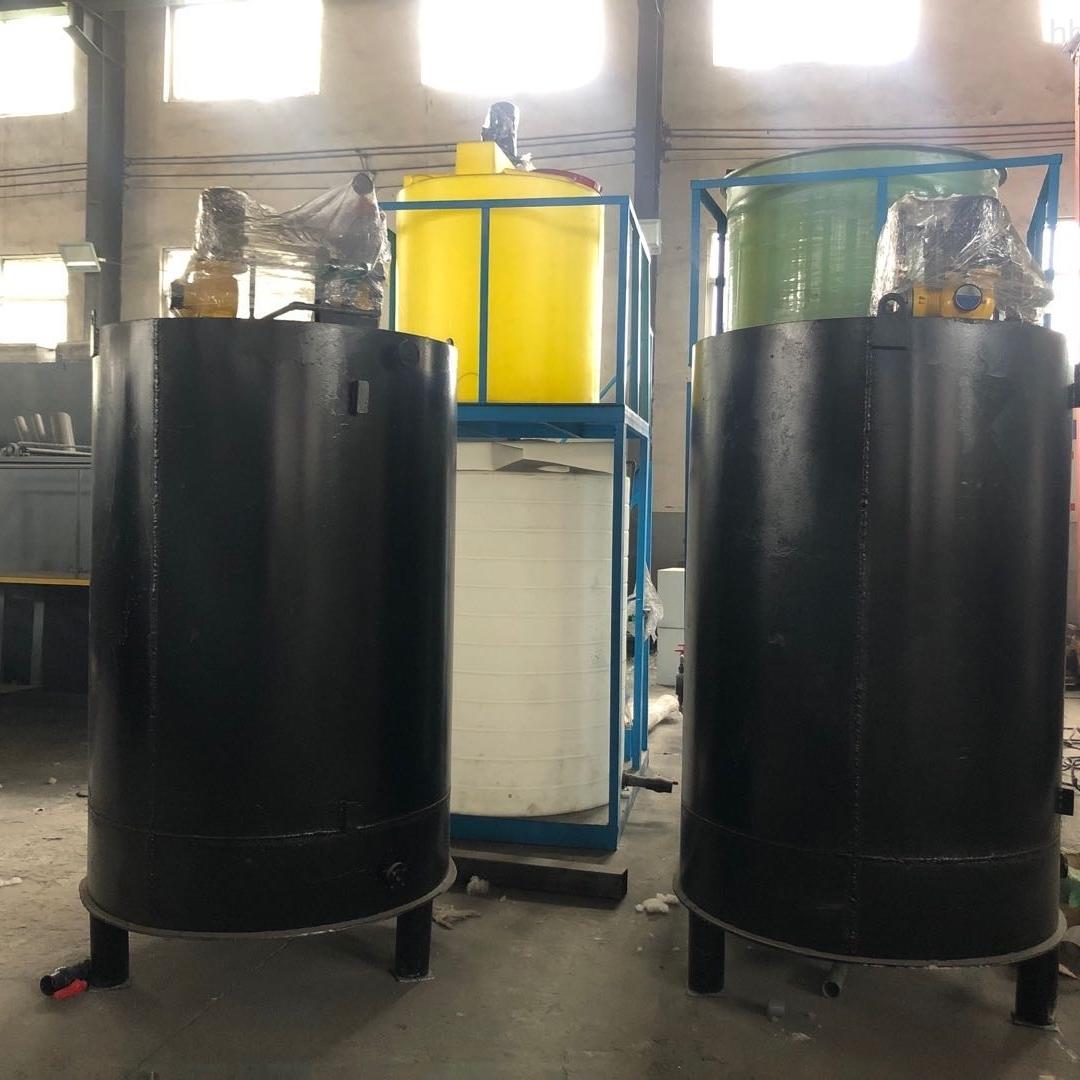 山东潍坊英清环保碳钢加药装置设备