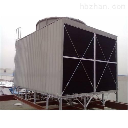 扬州市方型横流冷却特的安装