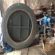 D941W电动锅炉烟气蝶阀