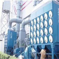 徐州木板加工厂脉冲滤筒除尘器设备