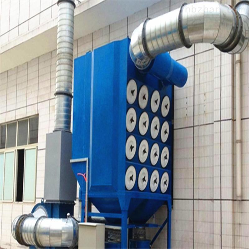 环振科学设计滤筒除尘器专业工程团队安装