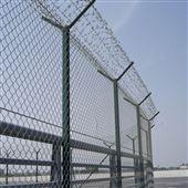 飞行区钢筋网围界机场安防材料