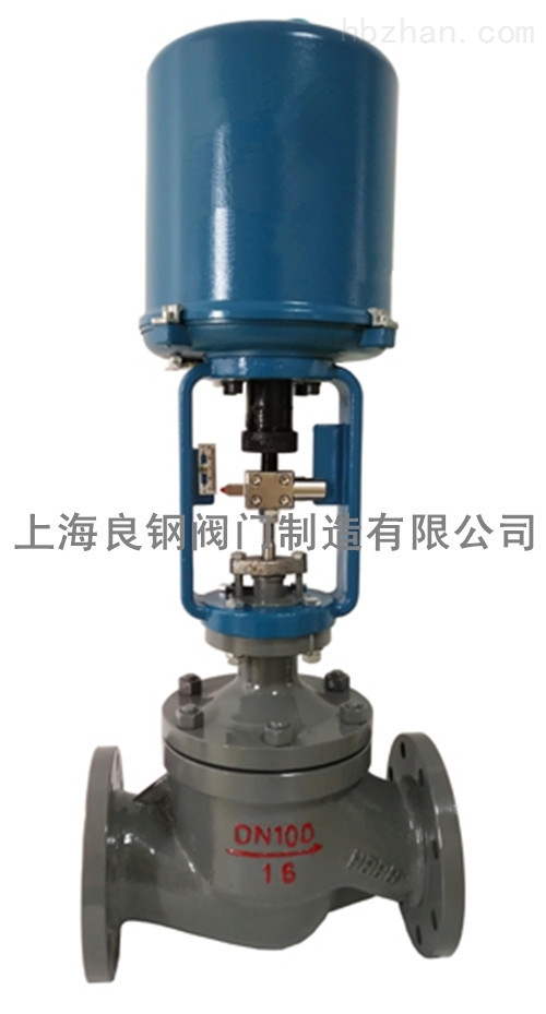 ZRSM电子式电动套筒调节阀