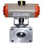 Q641F-10L氣動鋁合金球閥