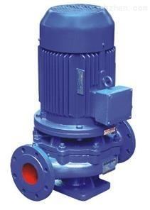SG立式单级单吸铸铁管道离心泵
