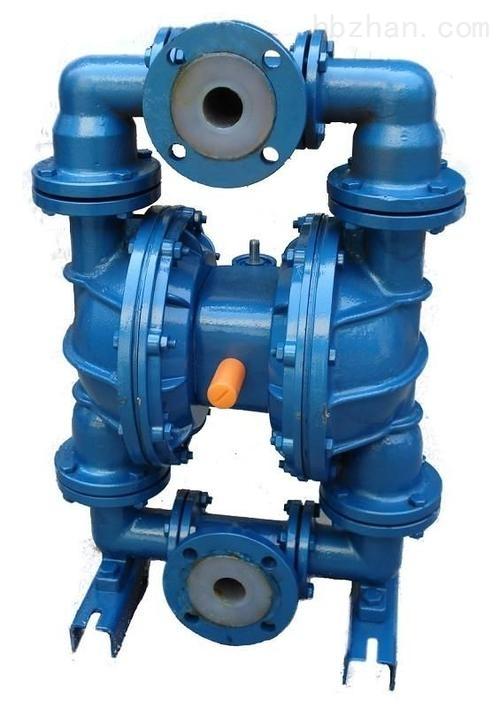 QBY型衬氟塑料气动隔膜泵