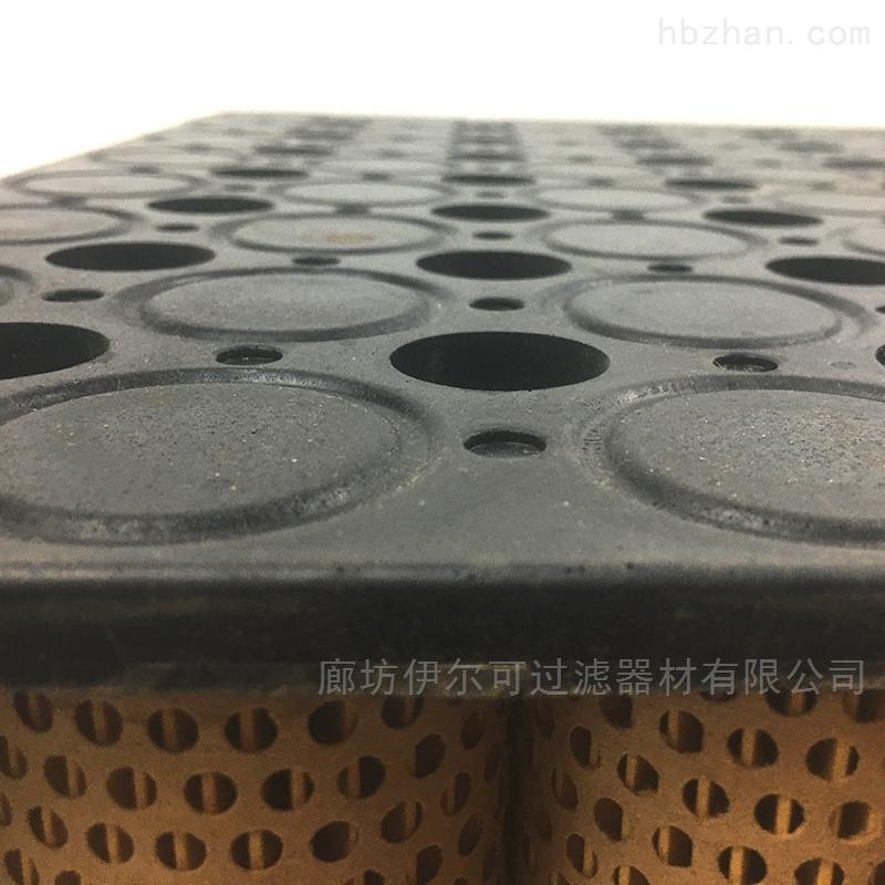 板框式蜂窝空气滤芯