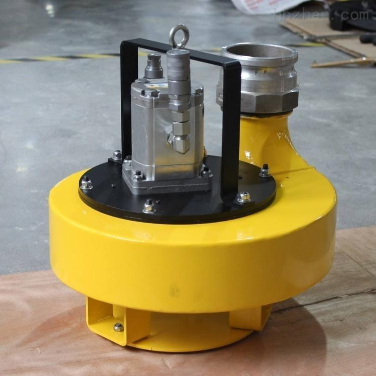 大流量便携式液压潜水渣浆泵