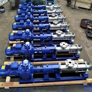 I-1B-F型不锈钢浓浆泵
