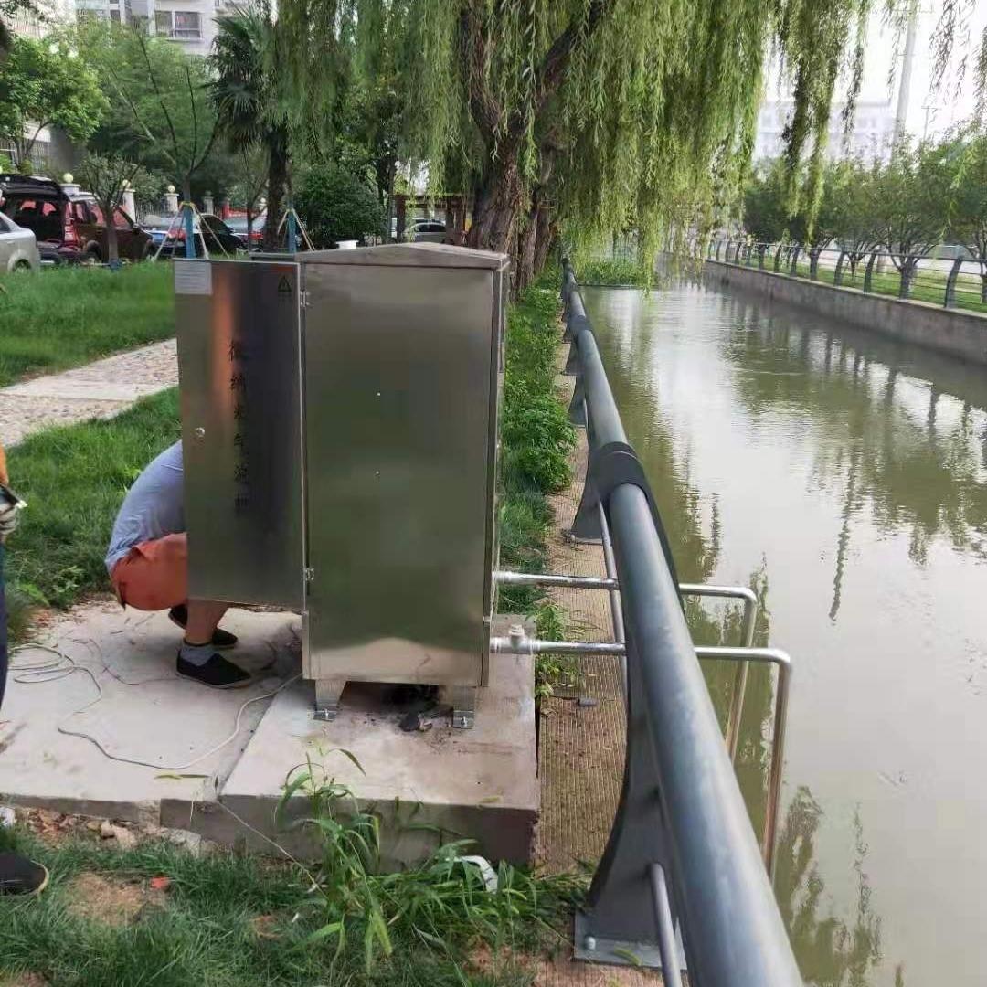 河道治理微纳米气泡发生器