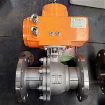 阀门电动装置物联网平台 精小型电动球阀