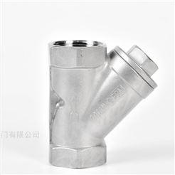 GL11W-16P上海思铭201不锈钢丝扣过滤器