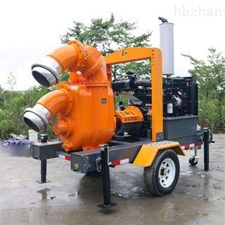 防汛排水移动式泵车