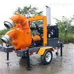 防汛应急排涝泵车