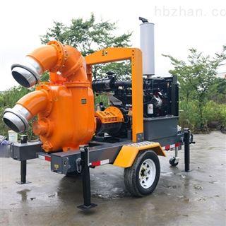 移动内涝排水泵车