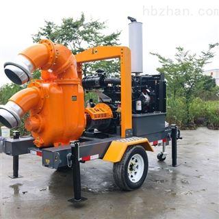 防汛抗旱灌溉排水泵车