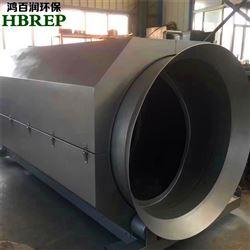 HBR-JXGS-8养殖污水处理设备|滚筒式微滤机|鸿百润环保
