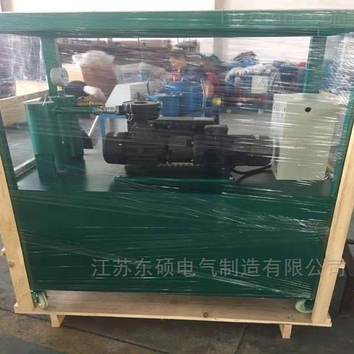 承装承修承试资质-全自动抽气真空泵