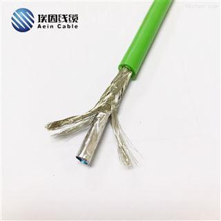 Cat6低烟无卤 UTP/FTP铠装数据工业以太网线