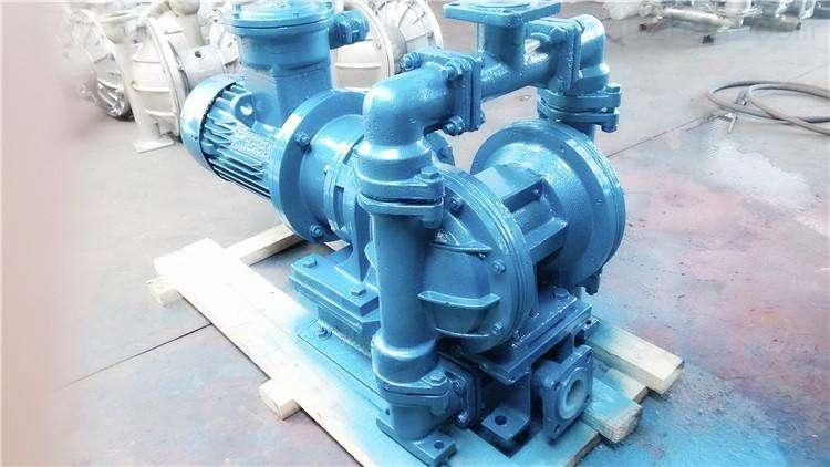 DBY型电动隔膜式防爆水泵