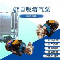 自吸污水提升净化泵鱼塘工业酸碱过滤溶气泵