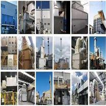 治理各种有机废气沸石浓缩结合RTO设备