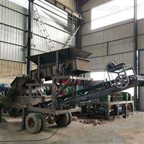广东建筑垃圾粉碎机,惠州移动式石料制砂线