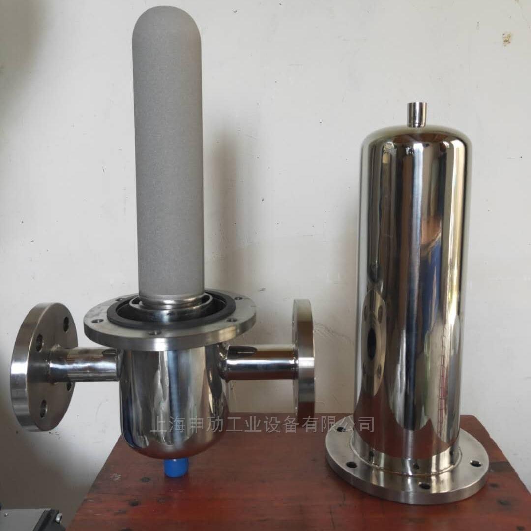钛棒蒸汽过滤器