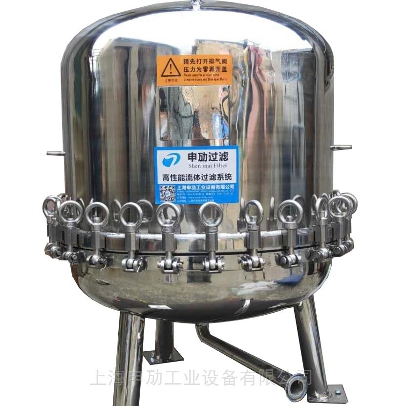 不锈钢压滤器