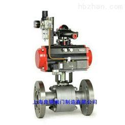 Q641H/Q611H氣動高壓球閥