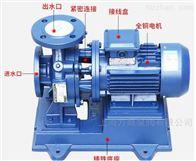 ISW50-125I卧式单级管道离心泵