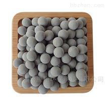 温泉水弱碱球 电气石球滤料释放钙镁离子