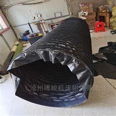 加工定制不同长度规格卸料伸缩布袋